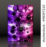 template design for cover....   Shutterstock .eps vector #498397210