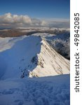 Winter Walking  Helvellyn ...