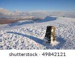 Winter Walking  Helvellyn ...