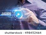 business  technology  internet...   Shutterstock . vector #498452464