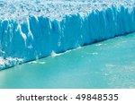 perito moreno glacier ...   Shutterstock . vector #49848535