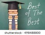 best of the best funny concept | Shutterstock . vector #498488800