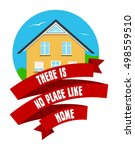 real estate emblem | Shutterstock .eps vector #498559510