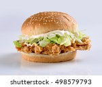 Small photo of Crispy Zinger Burger