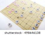 Chinese Chess Still Life