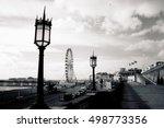 Brighton Palace Pier With...