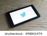 cheshire  england   october 15  ... | Shutterstock . vector #498841474
