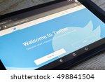 cheshire  england   october 15  ...   Shutterstock . vector #498841504