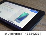 cheshire  england   october 15  ... | Shutterstock . vector #498842314