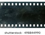 Blank Grained Scratched Film...