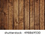 Texture. Wooden Boards With...