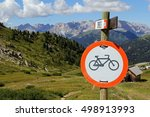 Road Sign   Bicycling In The...