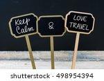Keep Calm And Love Travel...