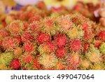 Rambutan Nephelium Lappaceum...