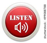 listen icon | Shutterstock .eps vector #499088788