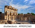Celsus Library In Ephesus ...