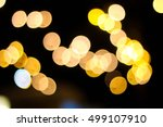 amazing bogey of christmas... | Shutterstock . vector #499107910