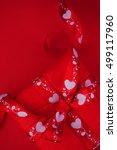 valentine's day background | Shutterstock . vector #499117960
