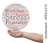 concept conceptual mental... | Shutterstock . vector #499211173