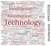 vector concept or conceptual...   Shutterstock .eps vector #499225528