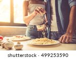 cropped image of beautiful... | Shutterstock . vector #499253590