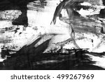 Abstract Ink Background. Marble ...