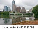 austin  texas  april 16  2016 ... | Shutterstock . vector #499292389