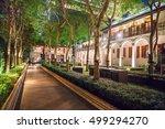hong kong   january 18  2016 ... | Shutterstock . vector #499294270