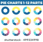 Pie Charts For Infographics...
