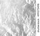 halftone dots pattern .... | Shutterstock .eps vector #499375498