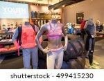 chicago  il   01 april  2016 ... | Shutterstock . vector #499415230