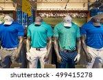 chicago  il   01 april  2016 ... | Shutterstock . vector #499415278