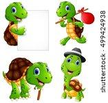 vector illustration of  set of...   Shutterstock .eps vector #499424938