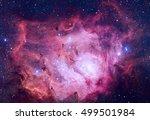 Lagoon Nebula. This Giant Clou...