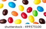 Colorful Chocolate Candies...