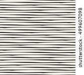 vector seamless pattern.... | Shutterstock .eps vector #499607098