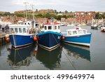 Whitby Harbour  North Yorkshir...