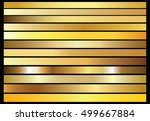 golden background texture... | Shutterstock .eps vector #499667884