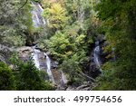 Anna Ruby Falls At Unicoi State ...