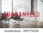 guaranteed premium exclusive...   Shutterstock . vector #499774234