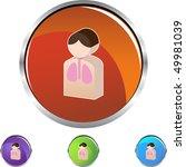 lung patient   Shutterstock .eps vector #49981039