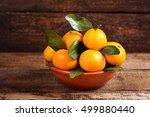 Fresh Mandarin Oranges Fruit...