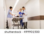 profession  people  health care ... | Shutterstock . vector #499901500