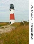 Sankaty Head Lighthouse On The...