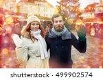 holidays  winter  christmas ... | Shutterstock . vector #499902574