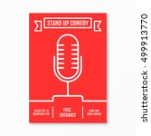 vector illustration of stand up ...   Shutterstock .eps vector #499913770
