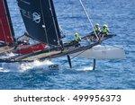 genoa  italy   september 25 ... | Shutterstock . vector #499956373