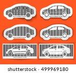 set of labels barcode... | Shutterstock .eps vector #499969180