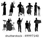 musician | Shutterstock .eps vector #49997140