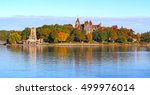 Panoramic View Of Boldt Castle...